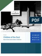 Street Children of Hanoi-Human Rights Watch Report
