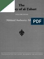 Tabari Volume 28