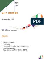 Section 110 SPV Taxation (Grant Thornton)