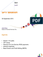 Section 110 SPV Taxation (Grant Thornton)