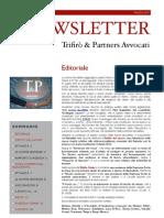 Newsletter T&P N°36
