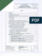 KME002 2ª Edición- Proc. Pruebas Pes Instalaciones at Subterraneas