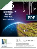 IPRI 2016 Summary