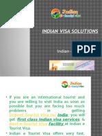 Indian Visa Solution