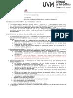 Normas de Operacion Del Servicio Social UVM