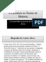 A Literatura No Ensino de História