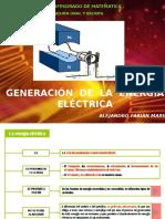 Generacio Energia Electrica