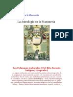 Atrologia y Masoneria