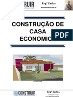 Construção de Casa Econômica