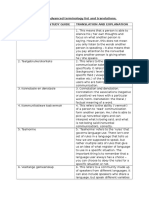 AFK1503+Terminology+list.docx