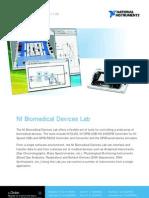 Bio Medical Devices Lab