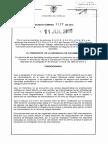 Decreto 1117 Del11 de Julio de 2016