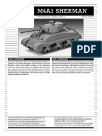 Sherman M4A1