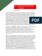 DERRIDA Los Espectros de Marx Resumen