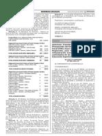 Autorizan Transferencia de Partidas en El Presupuesto Del Se Decreto Supremo n 080 2016 Ef 1370636 1 (1)