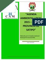 Agenda Satipo