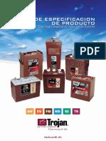 TROJAN_Catálogo de Baterías