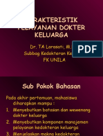 Karakteristik Pelayanan Dokter Keluarga-kardio2011