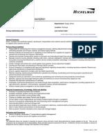 Logistics Manager05.21.12