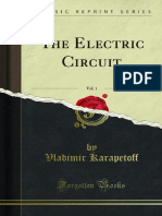 The Electric Circuit