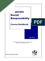 CSR Handbook Review