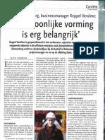 Interview Sander Maritiem NL