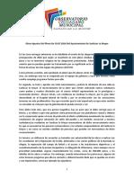Otros apuntes del Pleno de 19.07.2016 del Ayuntamiento de Sanlúcar la Mayor
