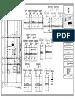 Plano Estructural La Rioja-planta de Cimentaciòn