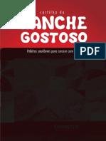 Cartilha Lanche Gostoso