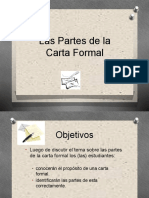 Las Partes de La Carta Formal (1)