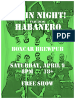 Hab Poster Boxcar