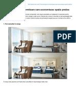 Paturi Și Dormitoare Ergonomice