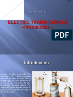 Electrical Machines Course