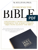 How to Defend the Bible