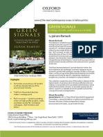 Green Signals (1)
