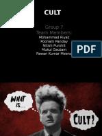Cult(Business Communication)