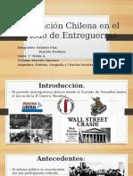 La Situación Chilena en El Periodo de Entreguerras