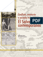 Memoria, política, violencia y presente  en América Latina