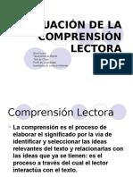 31808 Evaluacion de La Comprension Lectora