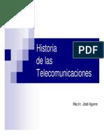 Introduccion a Las Telecomunicaciones