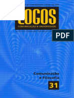 Filosofia e Comunicacao UFRJ