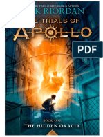 Trials of Apolo - Oraculo Oculto