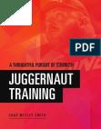 JUGGERNAUT TRAINING: A THOUGHTFUL PURSUIT OF STRENGTH