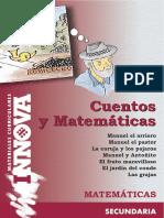 Cuentos Matematicas Lecturas de Ingenio Buenas