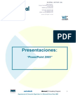 Apuntes Powerpoint 2003