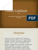 Green Fertilizer