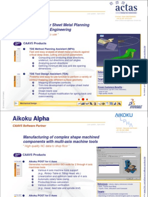 CATIA SOFTWARE PARTNERS | Product Lifecycle | Simulation