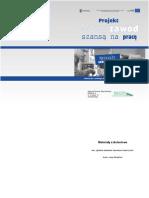Materialy Szkoleniowe Operator CNC