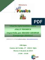 Jolly Phonics Cartel