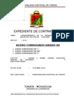 Chacane-expediente de Contratacion Pierdra Chancada y Arena Gruesa